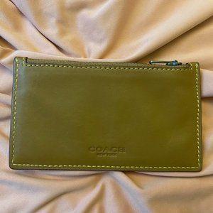 COACH Large Card Case